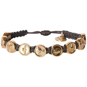 Picture of Gold Trinity Bracelet